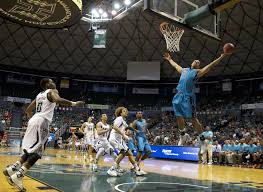 oregon state beavers lose last game in hawaiian holiday tournament   of  link to this photo  comments about this photo essay honolulu hawaii  oregon state beavers guard victor robbins  misses a long pass as the
