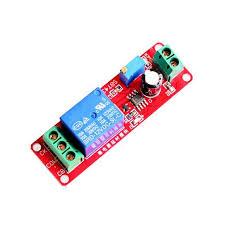 12V Delay Timer Monostable <b>Switch Relay</b> Module NE555 <b>Car</b> ...