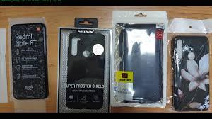 Xiaomi Redmi Note 8T с NFC - <b>стекла</b> и чехлы с других моделей ...