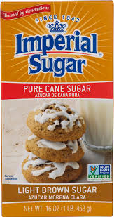1 lb. Light Brown <b>Sugar Box</b> | Imperial Sugar
