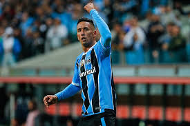 Resultado de imagem para Grêmio X Guarani do Paraguai Libertadores 2017
