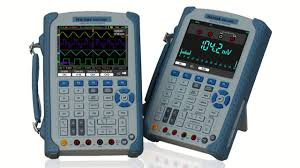 Handheld <b>Hantek Oscilloscopes</b> - YouTube