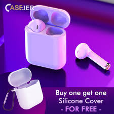 <b>CASEIER New I9S</b> TWS Mini Wireless Bluetooth Earphones ...