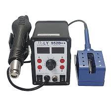 <b>Auto Sleep Function</b> Big Power Smart Soldering Machine LY 952D ...