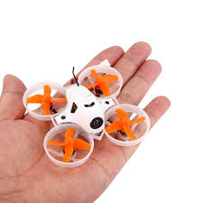 <b>HOT</b>   HB <b>6</b> S 65 mm 1S Brushless <b>RC</b> FPV Racing Drone PNP BNF ...
