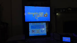How to Play your Nintendo 3DS off a 60 inch HD TV - YouTube