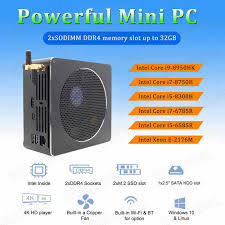 [<b>7th Gen Intel Core</b> i3 7100U] Eglobal Kaby Lake Fanless Mini PC ...