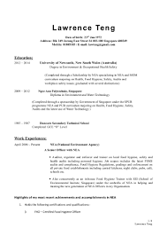 lawrence teng resume