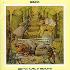 <b>GENESIS</b> - <b>Selling</b> England By The Pound - Amazon.com Music