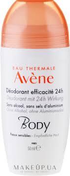 Avene <b>Eau Thermale</b> 24H Deodorant - Шариковый <b>дезодорант</b> ...
