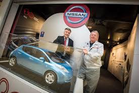 Paul Barnett Nissan Exhibition Celebrates 30 Year History Of Nissan Make It Sunderland
