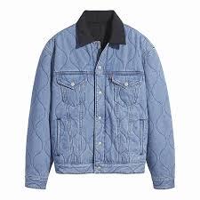 <b>Мужская куртка</b> Levis x Disney <b>Padded</b> Reversible Trucker ...