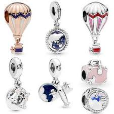 New Arrival 100% 925 Sterling Silver Beads, Hot Air Balloon ... - Vova