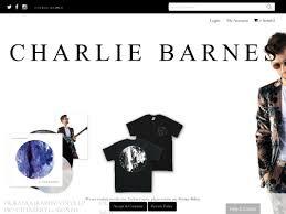 <b>Charlie Barnes</b> Official Online Store : Merch, Music, Downloads ...