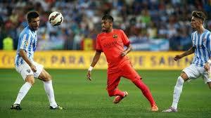 Malaga vs Barcelona