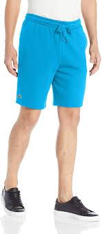 Lacoste <b>Mens</b> Sport Fleece <b>Short trueyogaevergreen</b>.com