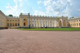 <b>Александровский дворец в Царском</b> Селе
