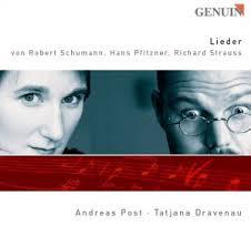 Andreas Post (Tenor), Tatjana Dravenau (Klavier) - xl1140893