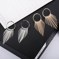 <b>Drop</b> Earrings: <b>Striped</b>-prices and delivery of goods from China on ...