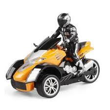 JiaYuan Toys <b>Радиоуправляемый Трицикл Yuan Di</b> YD898-T54 1:10