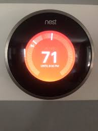 Thermostat says it's heating but it isn't. - Google Nest Help