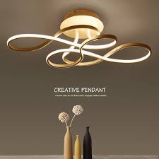 <b>Post Modern LED</b> acrylic <b>ceiling</b> lights home dining room lamp ...