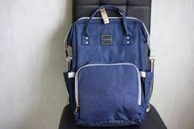 Обзор от покупателя на <b>Рюкзак</b> для <b>мамы YRBAN</b>, темно-синий ...