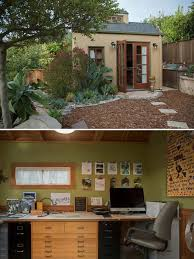 insanely beautiful sublime backyard shed office in which you would love to work homesthetics decor backyard shed office
