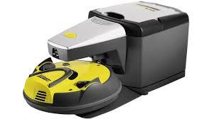 Робот-пылесос <b>Karcher</b> RC 3000 - отзыв, обзор, характеристики