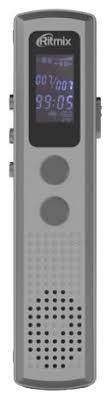 <b>Диктофон Ritmix RR</b>-<b>120 8Gb</b> — купить по выгодной цене на ...
