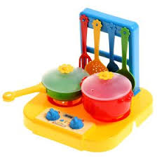 <b>Набор посуды</b> «Ромашка» с плиткой, <b>6 предметов</b>, МИКС ...