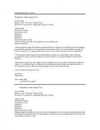short notice resignation letter sample resignation sample letters example resign letter resignation letter sample weeks notice how sample of resignation letter basic simple format