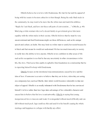 othello essay lil kim  othello believes he is in love