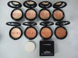 suppliers cosmetics mac powder studio fix powder plus foundation fond de teint poudre 8 colors