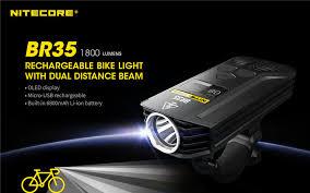 Top Sales <b>Nitecore BR35</b> 1800 Lumens 2x <b>CREE XM L2</b> U2 Built In ...