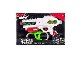 Купить Набор <b>бластер наручники</b> звук свет <b>Fun Red</b> недорого в ...
