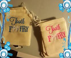 <b>Personalized</b> Tooth <b>Fairy</b> Bag | eBay