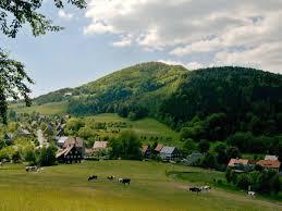 Zittau Mountains