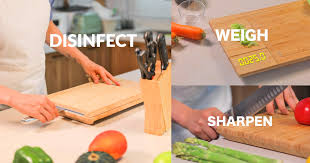 Smart <b>Chop</b> Is a Smart <b>Cutting Board</b> With a Built-In Scale, Timer ...