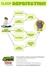 lesson common but hidden causes of weight gain around your sleep deprivation graphic