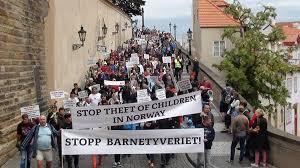 Imagini pentru stop barnevernet