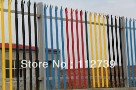 <b>Palisade Fence</b> Type W and Various Kinds Low Price, D Or W Type ...