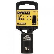 Купить DEWALT DT7534 <b>ударная накидная головка</b> 16MM ½ ...