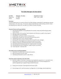 s resume description s executive job description sample resume samples s executive job