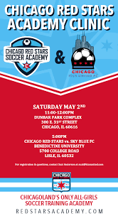 chicago red stars clinic game day experience example of previous red star clinic game day experience
