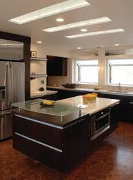 kitchen ceiling lighting design. image of modern kitchen ceiling lights lighting design
