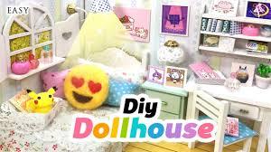 Pokemon Bedroom Decor Diy Fandom Dollhouse Cute Miniature Room Decor With Undertale