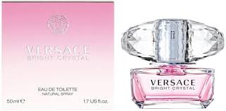 <b>Versace Bright Crystal</b> EdT 50ml in duty-free at airport Koltsovo