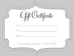 making a gift certificate info make your own gift voucher template printable gift certificate
