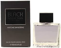 <b>Antonio Banderas Seduction in</b> Black EDT Spray 100ml, NLA120392